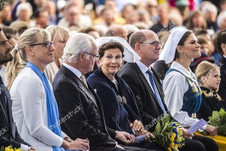 Editorial image of National Day celebrations, Stockholm, Sweden - 06 Jun 2018