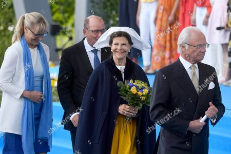 Editorial picture of National Day celebrations, Stockholm, Sweden - 06 Jun 2018