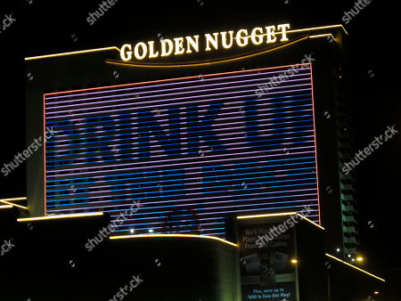 This Aug. 31, 2012 photo shows the Golden Nugget casino in Atlantic City, N.J. A bill expected to be approved on by the New Jersey Legislature would prohibit the Golden Nugget from offering sports betting unless casino owner Tilman Fertitta sells the NBA's Houston Rockets, which he also owns