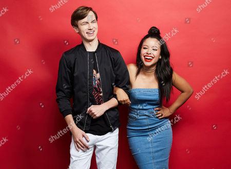 Editorial image of iheart Radio Wango Tango Backstage Portrait Studio, Los Angeles, USA - 02 Jun 2018