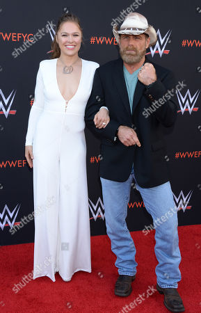 Editorial photo of WWE FYC Event, Los Angeles, USA - 06 Jun 2018