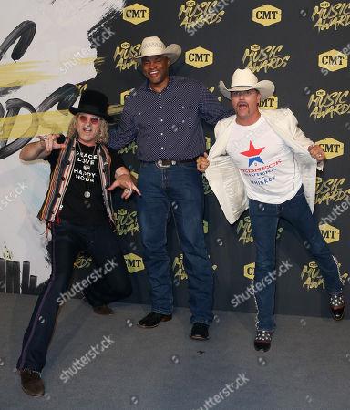 Big Kenny, Cowboy Troy, John Rich of Big & Rich