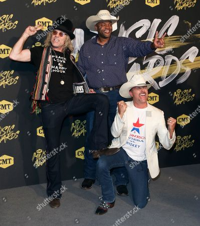 Big Kenny, Cowboy Troy, John Rich of Big & Rich