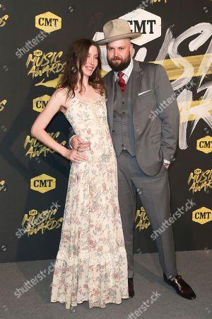 Editorial photo of CMT Music Awards, Arrivals, Nashville, USA - 06 Jun 2018