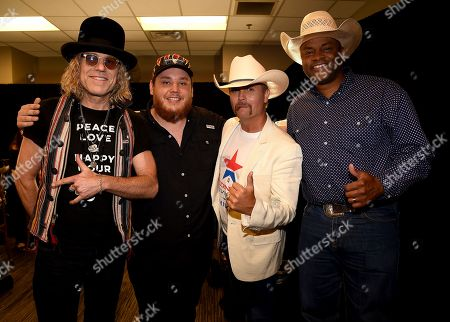 Big Kenny, Luke Combs, John Rich, Cowboy Troy