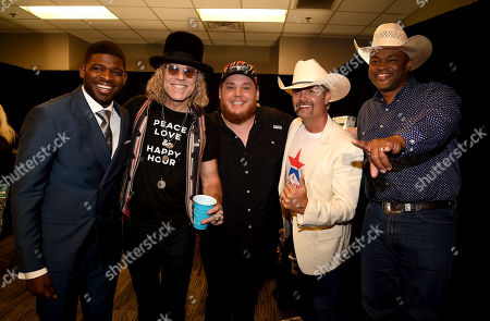 P.K. Subban, Big Kenny, Luke Combs, John Rich, Cowboy Troy