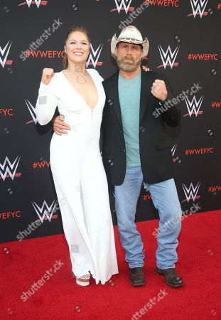 Editorial image of WWE FYC Event, Los Angeles, USA - 06 Jun 2018