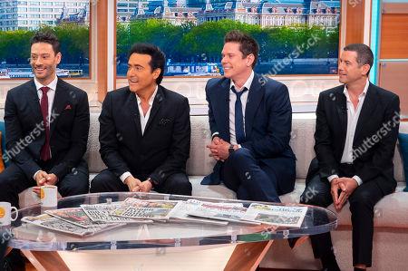 Editorial picture of 'Good Morning Britain' TV show, London, UK - 07 Jun 2018