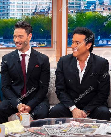 Editorial photo of 'Good Morning Britain' TV show, London, UK - 07 Jun 2018