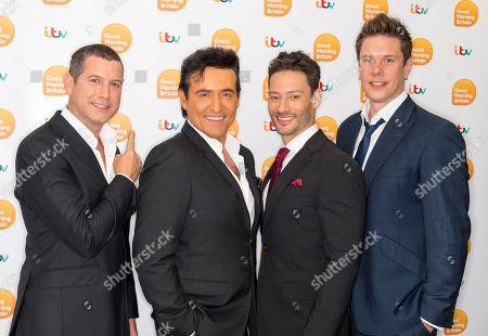 Editorial image of 'Good Morning Britain' TV show, London, UK - 07 Jun 2018