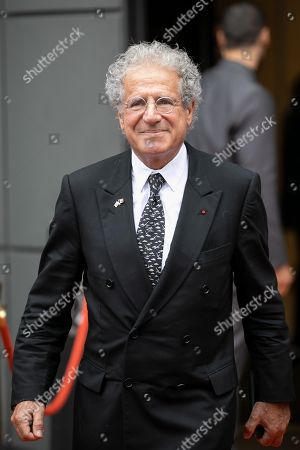 Laurent Dassault after the meeting.