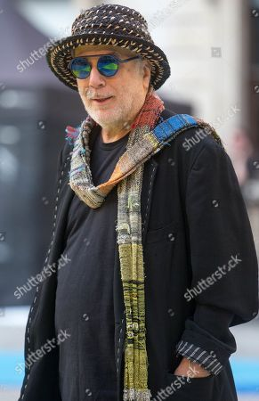 Ron Arad, arrives at the Royal Academy for the Exhibition Preview Party