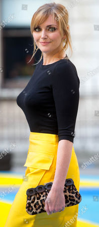 Sophie Dahl arrives at the Royal Academy for the Exhibition Preview Party