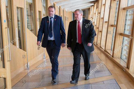 Editorial photo of Scottish Parliament First Minister's Questions, The Scottish Parliament, Edinburgh, Scotland, UK - 7th Jun 2018