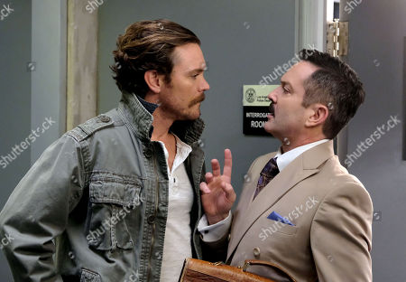 Clayne Crawford, Thomas Lennon
