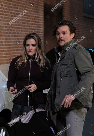 Bre Blair, Clayne Crawford