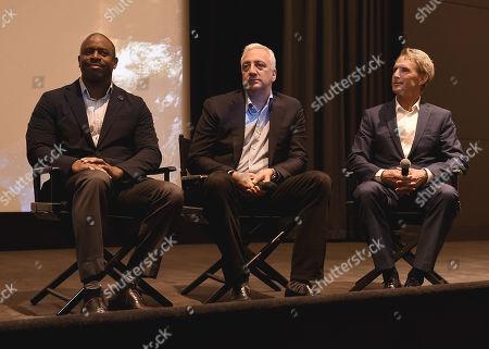Leland Melvin, Mike Massimino, Jerry Linenger