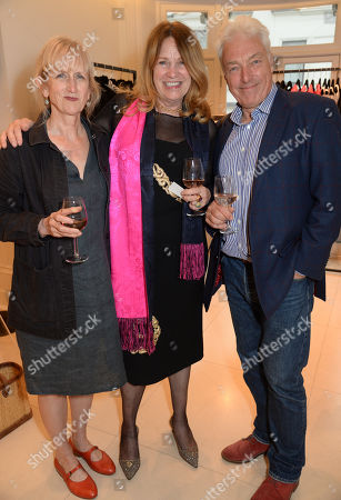 Editorial photo of Carinthia West's 'Hanging Out at Fenwick' exhibition, Fenwick of Bond Street, London, UK - 07 Jun 2018
