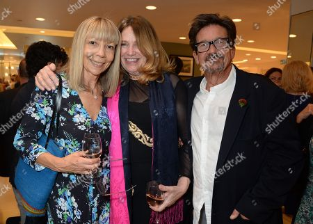 Stock Picture of Penelope Tree, Carinthia West and Francesco Boglione