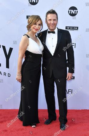 Sharon Adams and David Millbern
