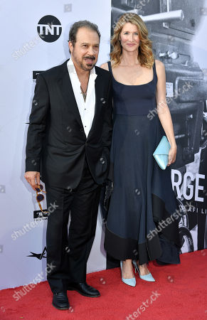 Ed Zwick and Laura Dern