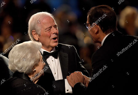 Stock Image of Nick Clooney