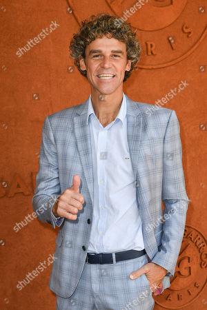 Editorial photo of Celebrities, French Open, Roland Garros, Paris, France - 07 Jun 2018