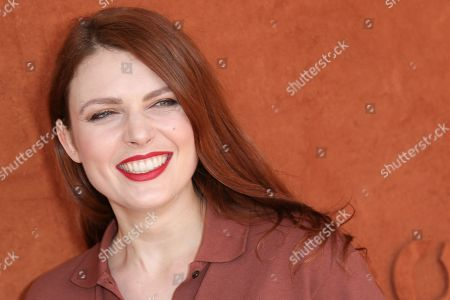 Stock Picture of Elodie Frege