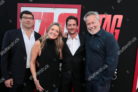 Editorial image of Warner Bros. Pictures and New Line Cinema present the World film Premiere of 'Tag' at the Regency Village Theatre, Los Angeles, USA - 7 Jun 2018