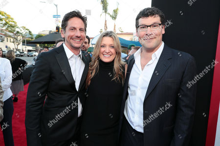 Jeff Tomsic, Director, Carolyn Blackwood, President and Chief Content Officer, New Line Cinema, Richard Brener, President and Chief Creative Officer, New Line Cinema,