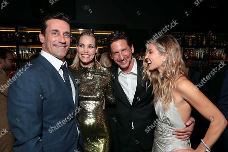 Editorial image of Warner Bros. Pictures and New Line Cinema present the World film Premiere of 'Tag' at the Regency Village Theatre, Los Angeles, CA, USA - 7 Jun 2018