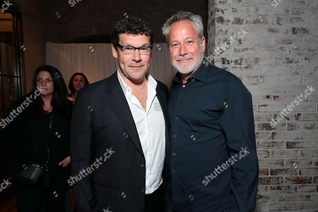 Richard Brener, President and Chief Creative Officer, New Line Cinema, Todd Garner, Producer,