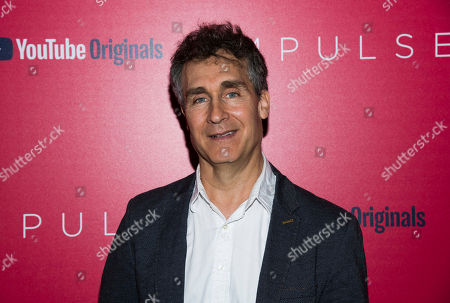 """Doug Liman attends a screening of """"Impulse"""", hosted by YouTube, at the Roxy Cinema, in New York"""