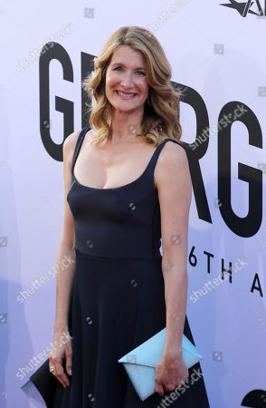 Laura Dern arrives at the 46th AFI Life Achievement Award Honoring George Clooney at the Dolby Theatre, in Los Angeles