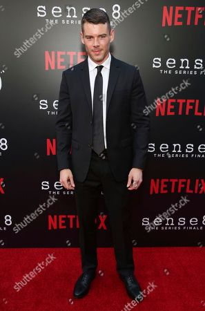 "Editorial picture of Screening of Netflix Original Series ""Sense8"" Finale, Los Angeles, USA - 07 Jun 2018"