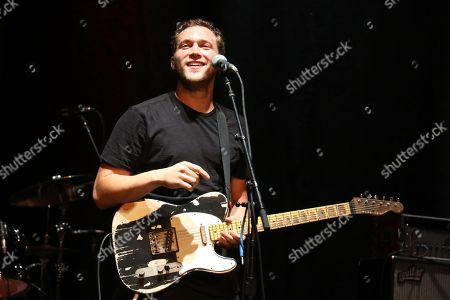Stock Picture of Phillip Phillips