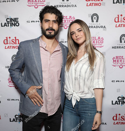 Editorial photo of Hola Mexico Film Festival, Los Angeles, USA - 07 Jun 2018