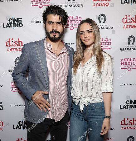 Editorial picture of Hola Mexico Film Festival, Los Angeles, USA - 07 Jun 2018