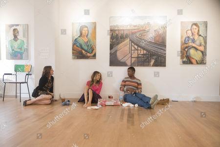 Molly Shannon, Sarah Jessica Parker, Roslyn Ruff