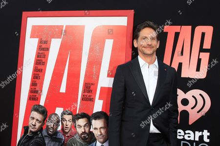 Editorial photo of World Premiere of Tag, Los Angeles, USA - 08 Jun 2018