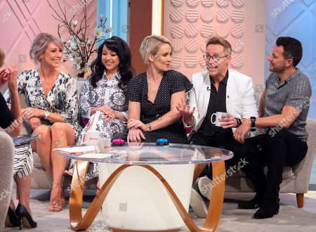 "Steps - Lee Latchford-Evans, Claire Richards, Lisa Scott-Lee, Faye Tozer and Ian ""H"" Watkins"