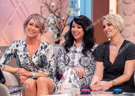 Steps - Claire Richards, Lisa Scott-Lee and Faye Tozer