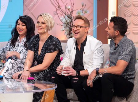 "Stock Picture of Steps - Lee Latchford-Evans, Claire Richards, Lisa Scott-Lee and Ian ""H"" Watkins"