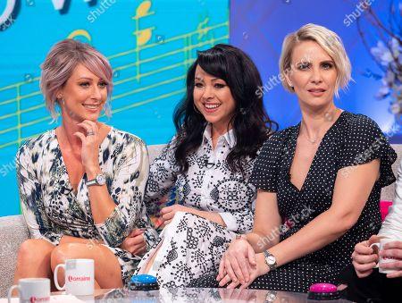 Steps - Claire Richards, Lisa Scott-Lee, Faye Tozer