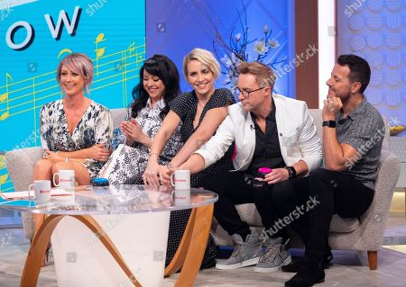 Editorial picture of 'Lorraine' TV show, London, UK - 08 Jun 2018