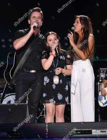 Editorial photo of CMA Music Festival, Day 1, Nashville, USA - 07 Jun 2018