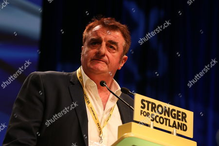 Stock Image of Siege on Gaza debate - Tommy Sheppard