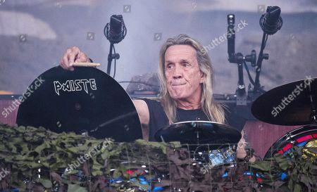 Iron Maiden - Nicko McBrain