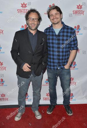 David Nussbaum, Jason Ritter