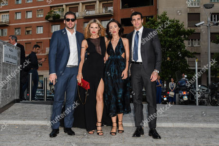 Editorial image of Convivio gala, Milan, Italy - 06 Jun 2018